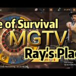 """State of Survival – Ray's Place Dean """"Cardini"""" Chaplin"""