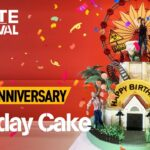 Anniversary Cake | Party With You | State of Survival