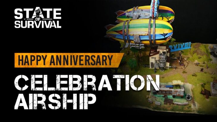 Celebration Airship | State of Survival