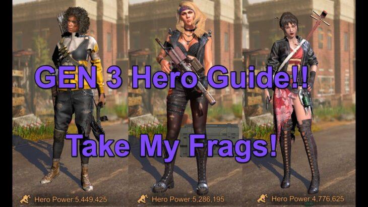 State of Survival – Gen 3 Hero Guide