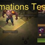 State of Survival :Overseer  Orcus formations tests