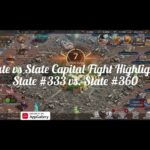 State of Survival – SvS Capital Fight Highlights: State #333 (Invaders) vs. State #360