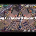 State of Survival – SvS Day 1 – Plasma 8 Research Push. Special Request Video.