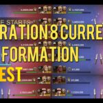 State of Survival : Top Formations for Generation 8 Only!!