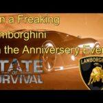 State of survival : Win a Lamborghini with Anniversary Event !