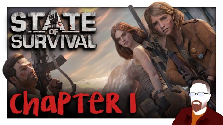 State of Decay designer plays STATE OF SURVIVAL — CHAPTER 1