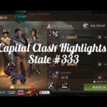 State of Survival – Capital Clash Highlights State #333