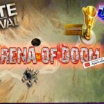 State of survival fr : gameplay arena of doom / top 1 ranking ❓(subtitles available)